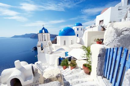 Luxe vakantie Griekenland - Santorini - Kreta - Corfu - Zakynthos