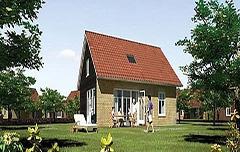 Luxe vakantiehuizen Nederland - Zeeland - Boomgaardwoning