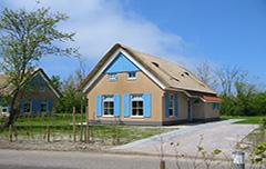 Luxe vakantiepark Texel Nederland