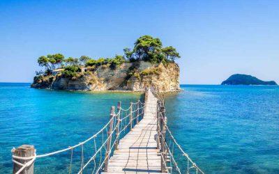 Top 5 van meest luxe eilanden van Griekenland