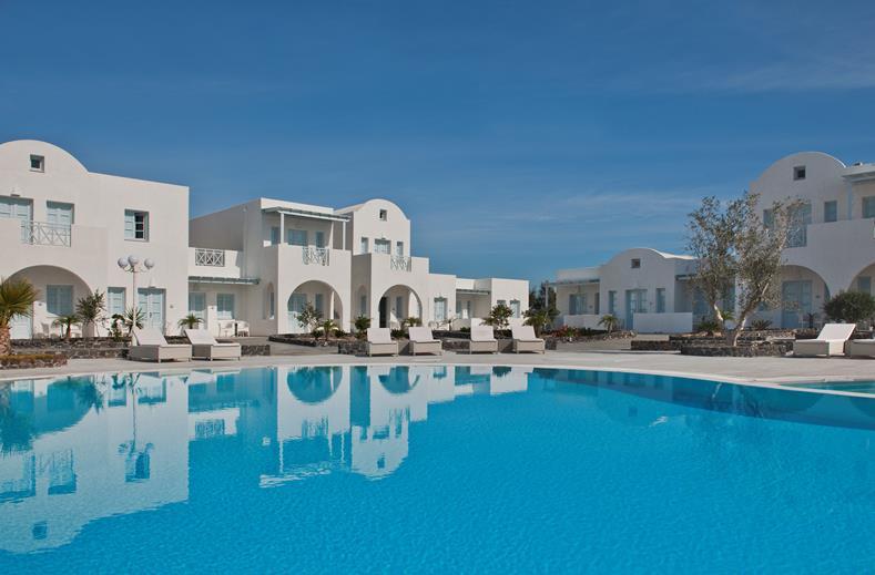 El Greco Hotel op Santorini - Luxe resort in Griekenland