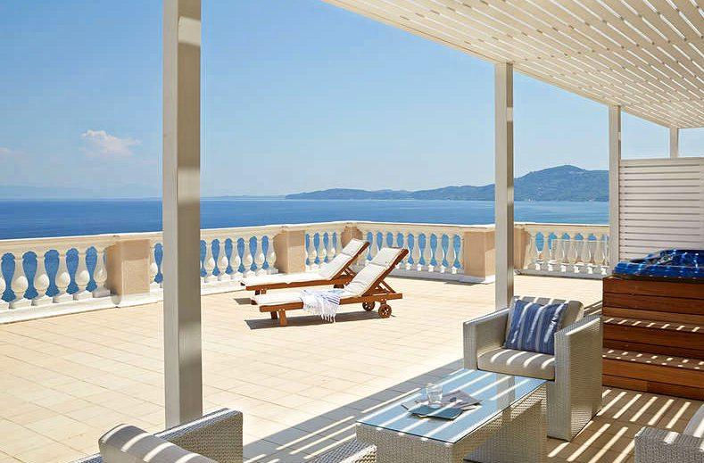 Marbella Corfu - Luxe resort op een eiland in Griekenland