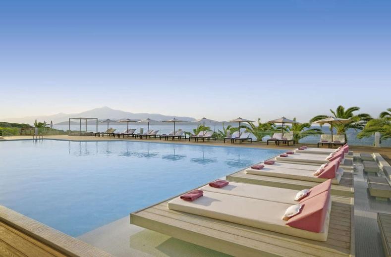 Proteas Blu Resort - Een luxe hotel op Samos