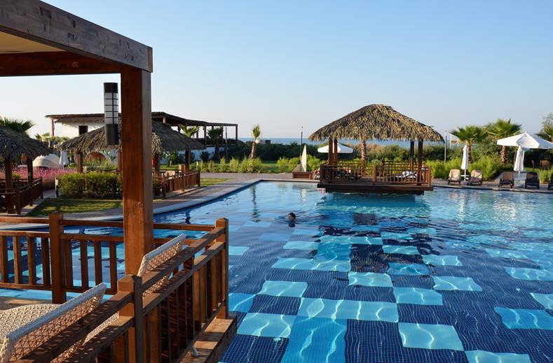 Voor een luxe vakantie in Griekenland is het Lesante Blue een prachtige accommodatie.