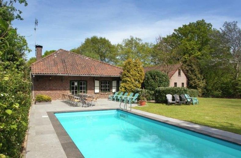luxe villa's nederland