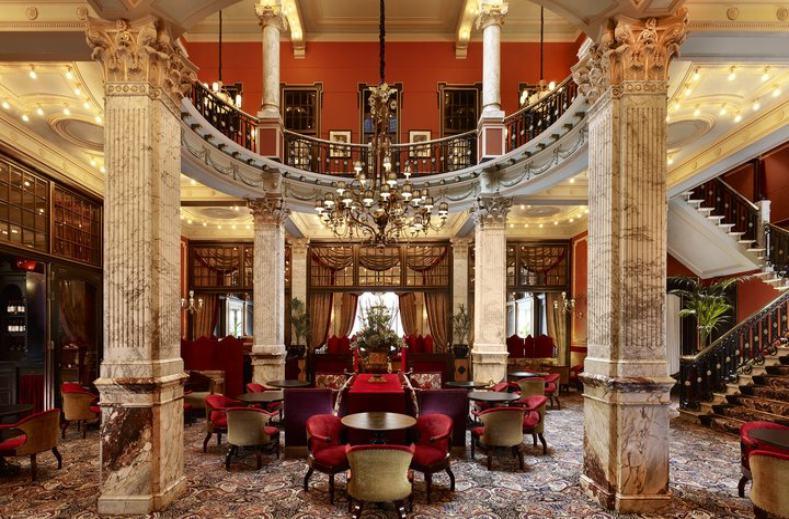 5 sterren hotels Nederland - Den Haag/Scheveningen - Hotel des Indes