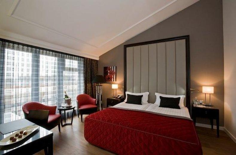 5 sterren hotel Nederland - Den Haag/Scheveningen - Grand Hotel Amrâth Kurhaus