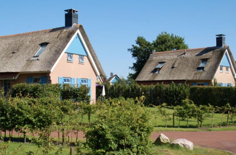 Luxe vakantieparken Nederland