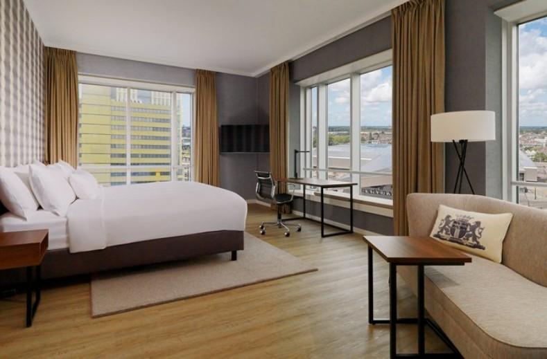 Luxe hotel Nederland - Rotterdam - Marriott Hotel