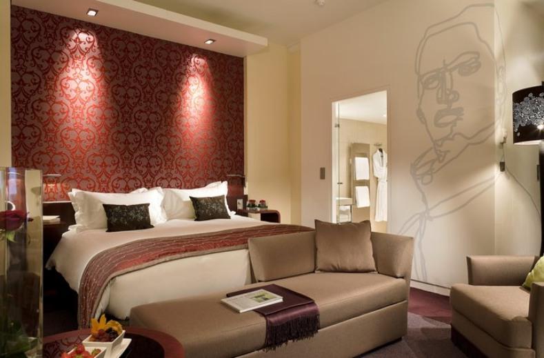 Luxe hotel Nederland - Amsterdam - Sofitel Legend The Grand Amsterdam