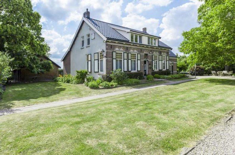 luxe villa Nederland