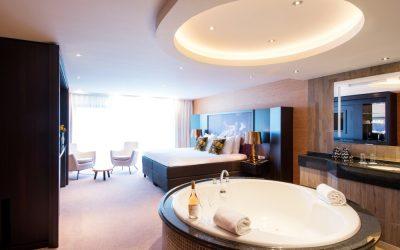 Luxe suites met jacuzzi | Top 10 luxe hotel suites in Nederland