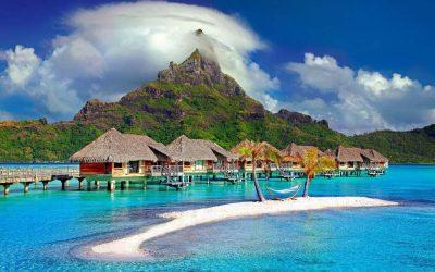 De top 5 's werelds luxe vakantiebestemmingen