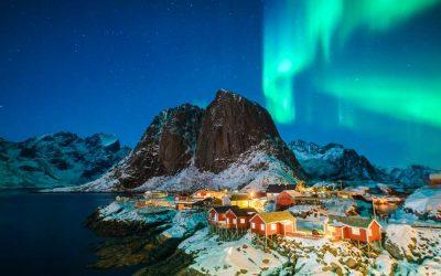 7 Magische plekken om het Noorderlicht te zien